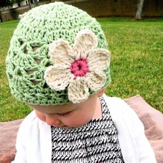 Beannie - life crocheted